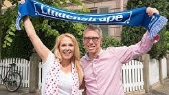 Peter Stöger & Ulrike Kriegler in der Lindenstraße