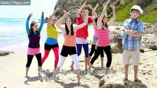 "MattyBRaps & Cimorelli - Call Me Maybe. Parody ""Don"