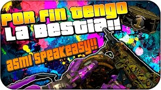 POR FIN TENGO LA BESTIA!! ASM1 SPEAKEASY - LIVE 2.0 - PRESTIGIO MAESTRO 12 - ADVANCED WARFARE