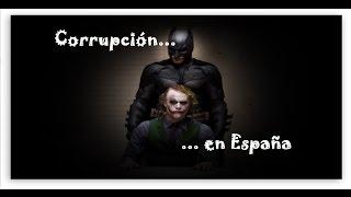 Parodia - Batman y el Joker discuten sobre la corrupción política en España