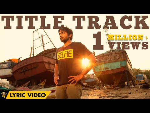 Naanum Rowdy Dhaan - Title Track | Lyric Video | Anirudh | Benny Dayal | Vignesh Shivan