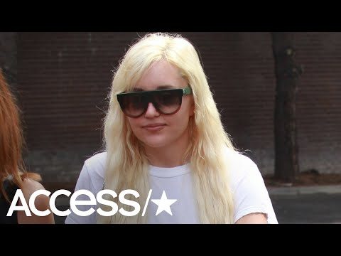 Amanda Bynes Is Being Sued For Allegedly Not Paying Mental Health Facility Bill | Access