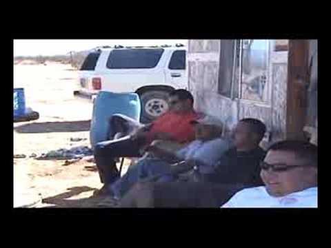 Leonel en el rancho de Olegario
