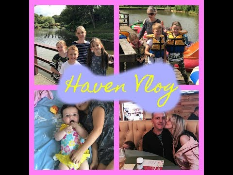 Haven Blue Dolphin Vlog Scarborough | Shelley Mummy