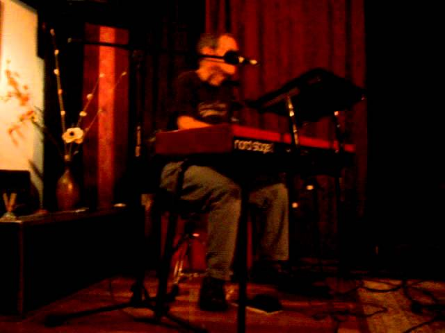 Alex Colvin With Bill Reuss Don't Think About It Bohemians October 2014