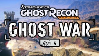 Tom Clancy's Ghost war PvP 4vs4