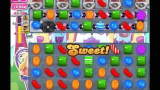 Candy Crush Saga Level 1265 (No booster, 3 Stars)