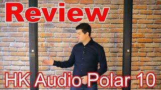 [Test] HK Audio Polar 10 - Viele Funktionen und guter Sound für mobile DJs