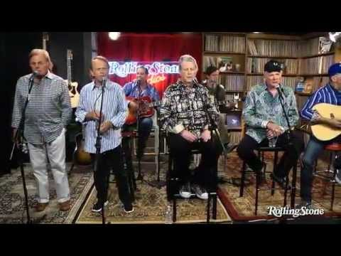 The Beach Boys - Surfer Girl live 2012