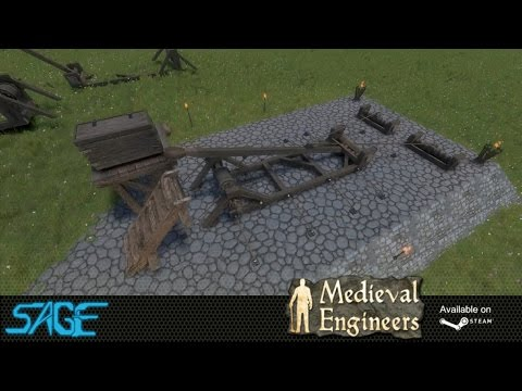 Medieval Engineers, Damage Decals, and Fun with Advanced Spool
