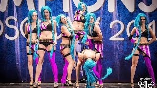 Repeat youtube video Cobra Style go-go dance ( gogo dance, high heels dance) on project818