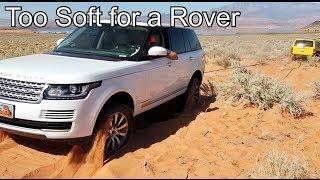 ***Range Rover Rescue***