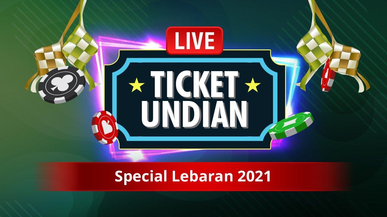Live Streaming Tiket Undian Special Lebaran 2021 - KLIKFIFA