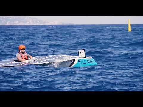 Técnico Solar Boat - Monaco 2018
