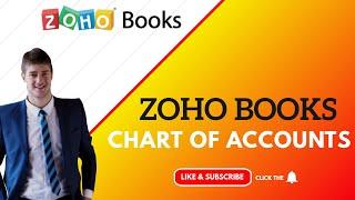 Zoho Books Accounting I Create Chart of Accounts/Ledgers, Sub Accounts, Edit,Delete,Opening Balances