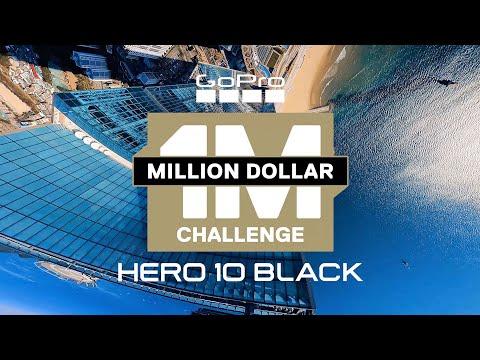 GoPro Awards: Submit to the Million Dollar Challenge   HERO10 Black