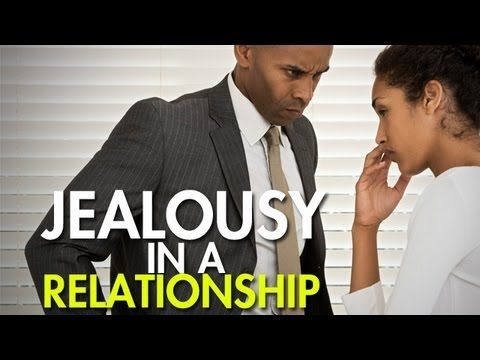 Jealousy In A Relationship