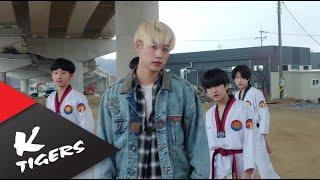YEZI(예지) 'HOME' Little & junior K-tigers With K tigers zero ver.