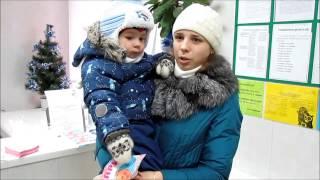 МАУ Детское и лечебное питание  - интервью с мамой