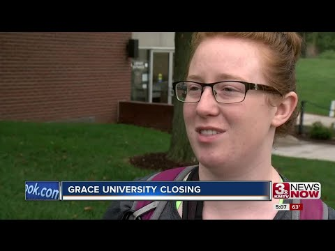 Grace University Closing After 75 years