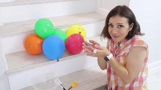 Balondan Ne Çıkarsa Slime Challenge! Bidünya Oyuncak 🦄