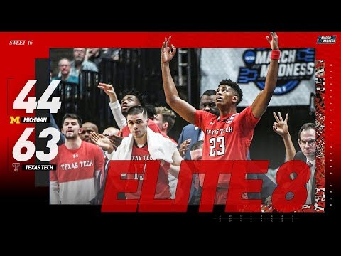 texas-tech-vs.-michigan:-sweet-16-ncaa-tournament-extended-highlights