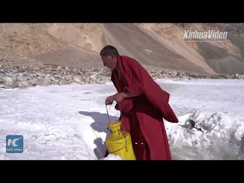 Daily Life Of Monk At World's Highest Monastery