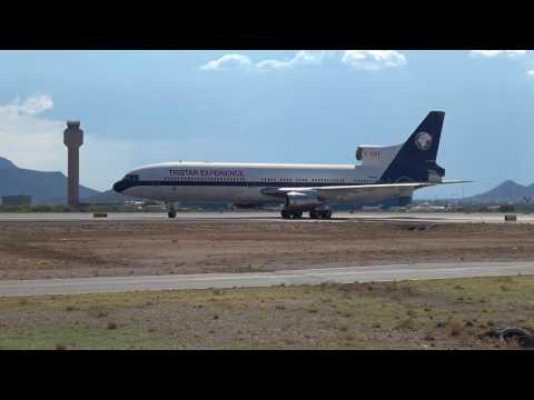 Lockheed Tristar L-1011 N910TE