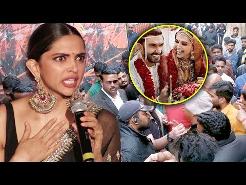 Ranveer Singh And Deepika Padukone Land In Trouble Right After Their Wedding