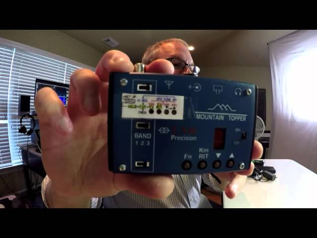 How to Use the Mountain Topper QRP Radio