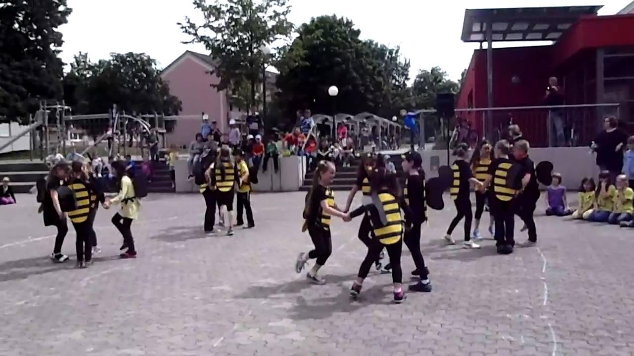 Bienen Tanz
