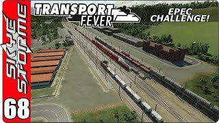 ►PEACEHAVEN MACHINE FACTORY COMPLETED!◀ Transport Fever EPEC Challenge Ep 68