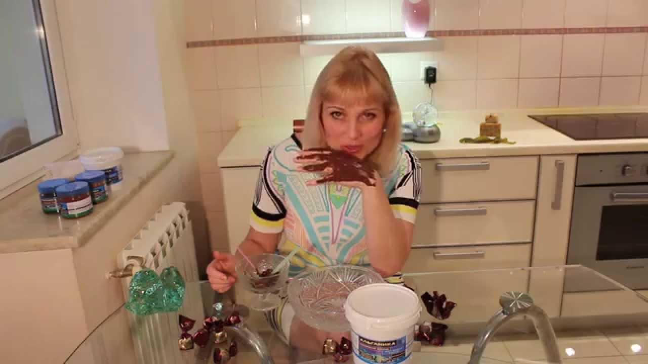 Водорослевые обертывания с косметикой Vertera - YouTube