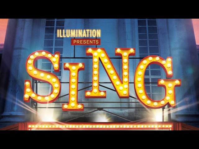 Under Pressure  -Queen ft  David Bowie  (SING 2016 Soundtrack) Tous en Scène