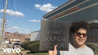 Alabama Shakes - Brittany Howard Tours Vinyl Plant
