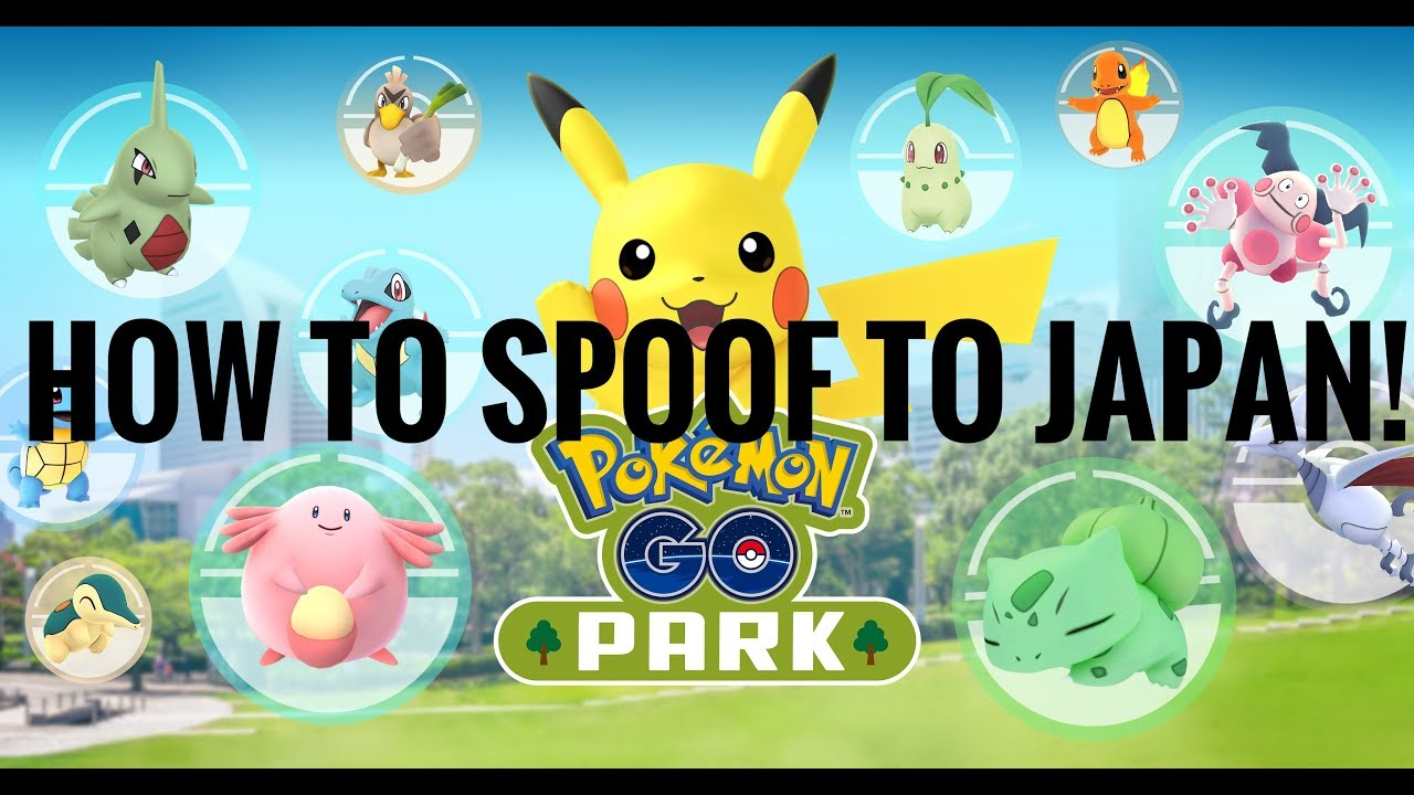 crazy japan event for pokemon go how to hack it youtube. Black Bedroom Furniture Sets. Home Design Ideas