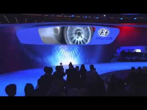 Hyundai Motor Europe GmbH at Paris Motor Show - Speech Tak Uk Im | AutoMotoTV