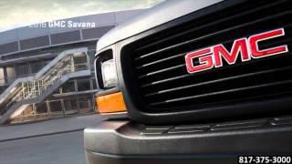 New 2016 GMC Savana Performance Classic Buick GMC Arlington TX Fort Worth TX