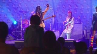 PABLO U-WA en concert au festival Sam