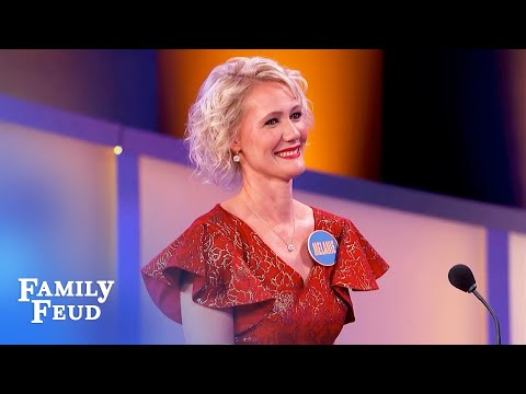 My wife is old enough to be my mom! | Family Feud from YouTube · Duration:  2 minutes 42 seconds