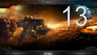 Starcraft 2: Wings of Liberty! Mission 13 - The Moebius Foundation!
