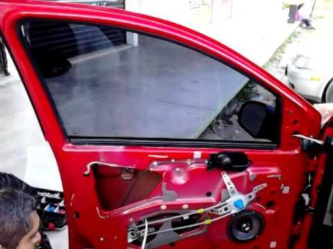 Circuito Levanta Vidrios Electricos : Adaptacion de maquina levantavidrios de duna a un regatta doovi