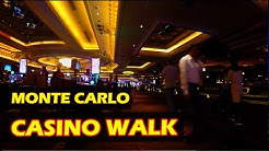 Walking through the Monte Carlo Hotel & Casino in Las Vegas - Nov 2016 - 4K HD