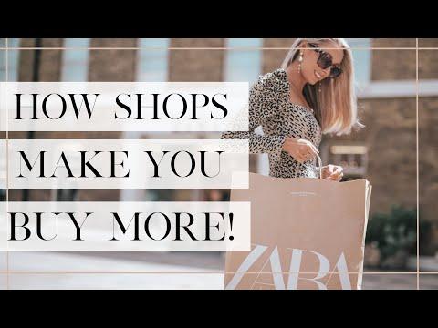 7 WAYS RETAILERS MAKE YOU BUY MORE! // SHOPPING SECRETS // Fashion Mumblr
