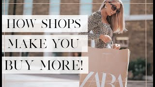 7 WAYS RETAILERS MAKE YOU BUY MORE! // SHOPPING SECRETS // Fashion Mumblr