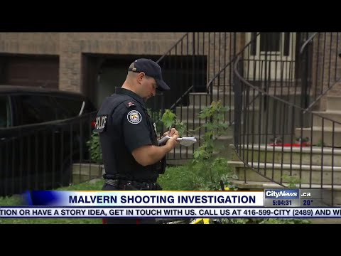 Police investigate after two shootings in Malvern on weekend