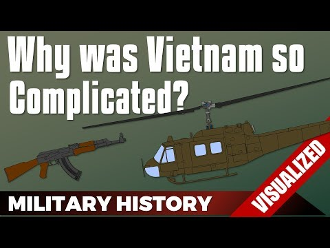Why was the Vietnam War so Complicated?