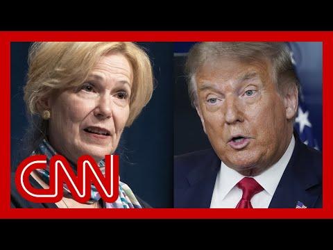 Burnett: Trump calls