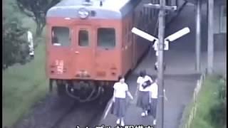 【神降臨の鉄道!】廃止ローカル線、高千穂線 1987年夏 天岩戸
