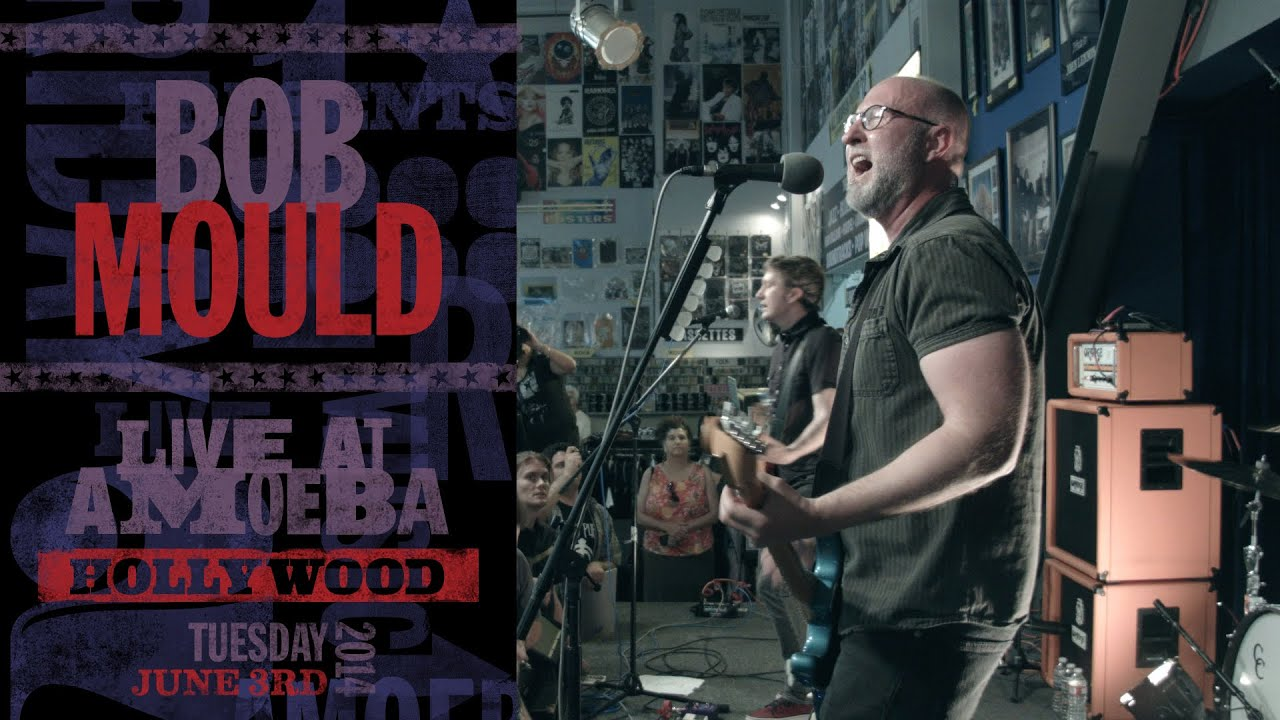 Bob Mould - The War / Hoover Dam (Live at Amoeba) - YouTube